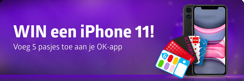 Winactie iPhone 11